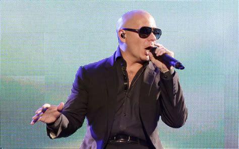 Rapper Pitbull Speaks in Favor of Charter Schools