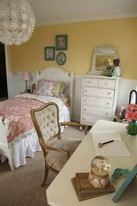 le style shabby chic pour la chambre de votre fille With chambre bébé design avec robe a fleur chic