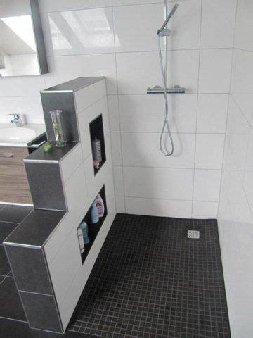 heinrich wohnraumveredelung 187 bad in schwarz wei 223 mit ebenerdiger behindertengerechter dusche