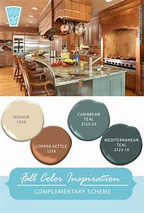 Unexpected, Fall, Interior, Color, Palettes