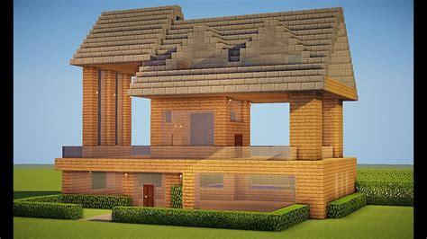 Casa Moderna De Madeira De Survival