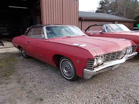Chevy Impala Convertible For Sale Classiccars