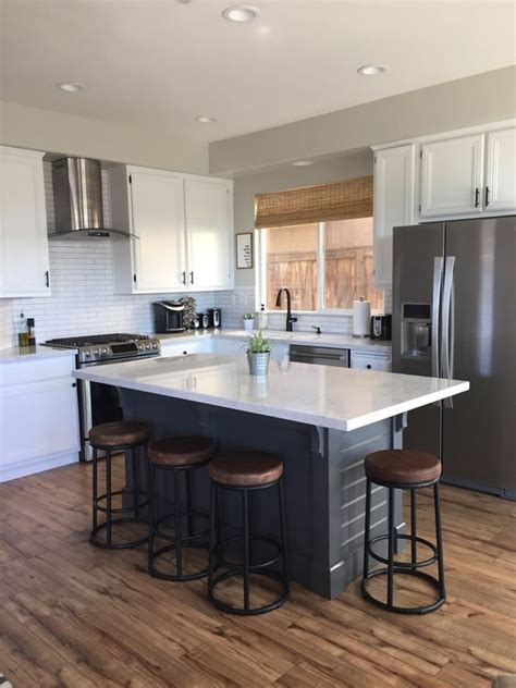 diy kitchen island ideas  pinterest build