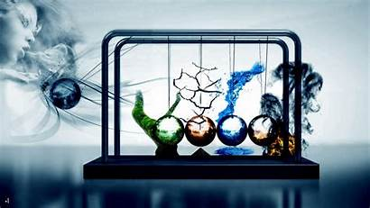Science Elements Nature Elemental Abstract Wind Wallpapers