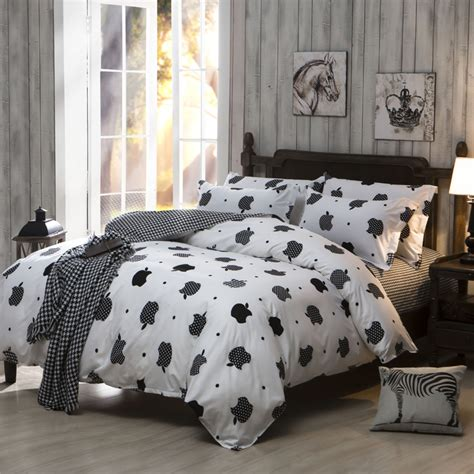 size comforter bedding sets cheap polyester cotton bed sheet set king