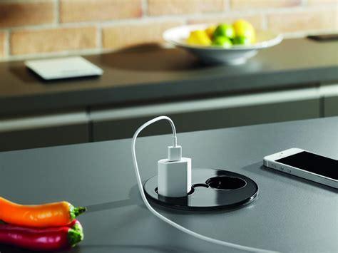 prise de courant pour plan de travail cuisine prise électrique de plan de travail