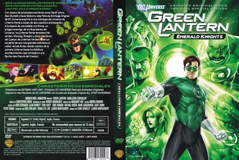 green lantern dvd images