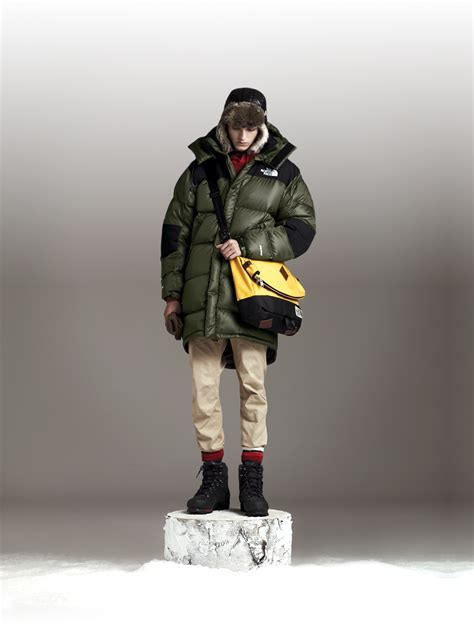 robbie wadge  north face fall winter