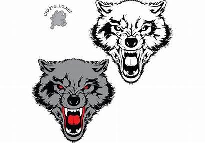 Wolf Lobo Vektor Graphics Descargue Vectoriales Graficos