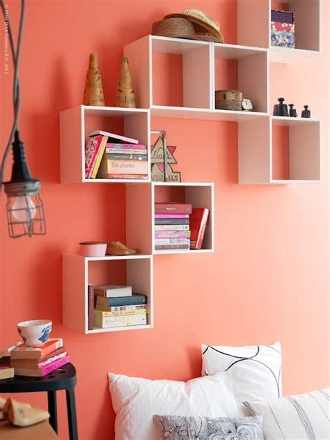 inspiring cube shelves
