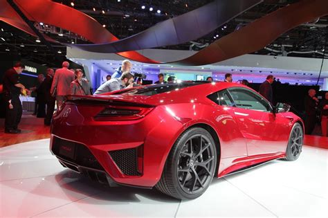 2016 acura nsx picture 610759 car review top speed