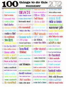 100 things to do this summer pdf jaderbomb
