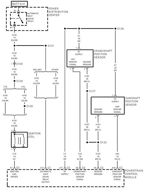 i need a engine wiring diagram for a 1997 jeep cherokee with