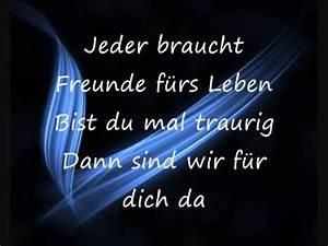 Freunde Im All : freunde f rs leben youtube ~ A.2002-acura-tl-radio.info Haus und Dekorationen