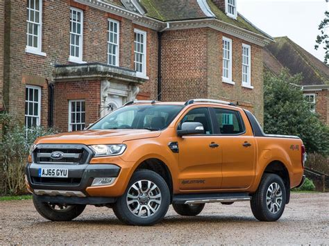 Ford Ranger Wildtrak Hd Wallpaper HD