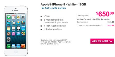 t mobile plans for iphone 6 you can now order an iphone 5 at t mobile for 99 with
