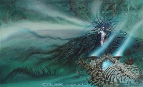 Illustrations - Norse Mythology