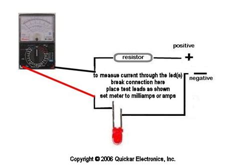 Quickar Electronics How Hook Leds Choosing The