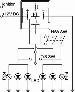 Wiring Manual Pdf  12v Flasher Relay Wiring Diagram