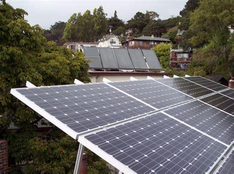 San Francisco Require Solar Panels New Buildings