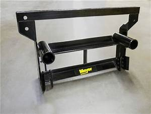 This New Meyer Oem Snow Plow Clevis Frame 11520 Is Used