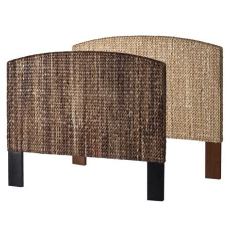 Pottery Barn Seagrass Headboard by Seagrass Look 4 Less And Steals And Deals