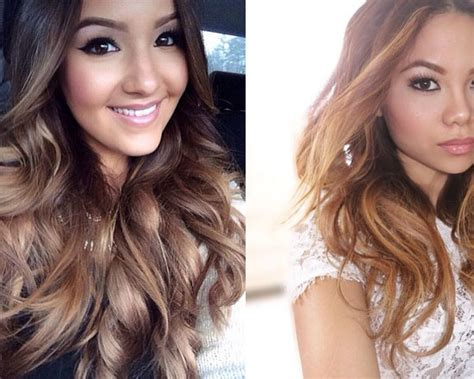 hair color and style 2014 2014 sombre hair colors black on top