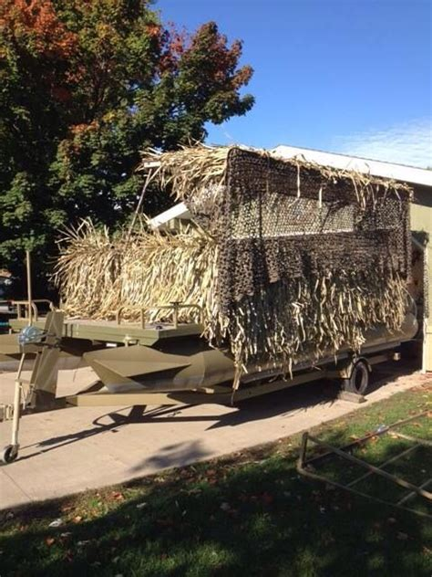 Duck Hunting Boat Blind Tips by Best 25 Duck Hunting Boat Ideas On Pinterest Duck Boat