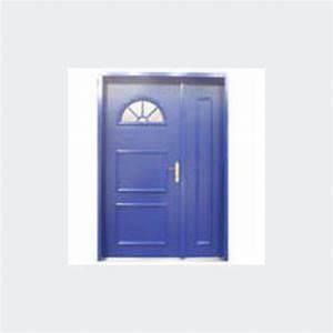 Bloc porte d39entree a parements bois moulure les for Porte d entrée malerba