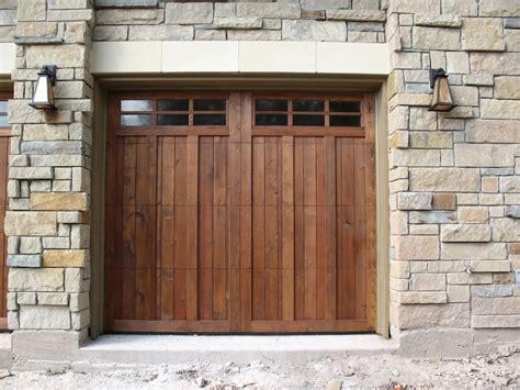 wood garage doors chicago custom project custom woodworking