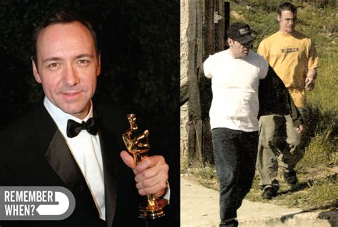 Remember When Kevin Spacey Groped A Male Model In Public