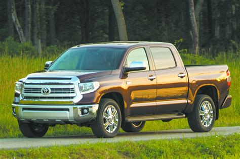 2015 Toyota Tundra 1794 Edition by Western Themed 1794 Edition Package Makes This Tundra A