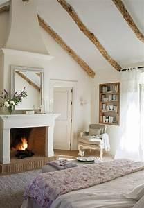 la deco chambre romantique 65 idees originales With tapis chambre bébé avec robes romantiques fleurs