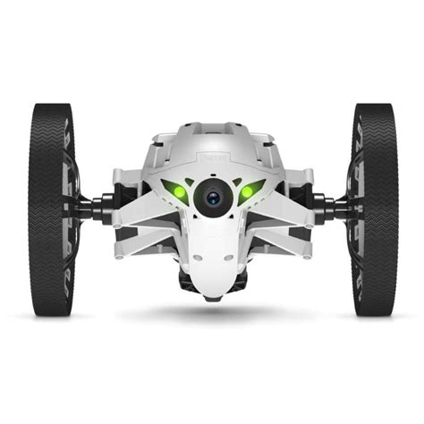 parrot minidrone jumping sumo blanc drone parrot sur ldlccom
