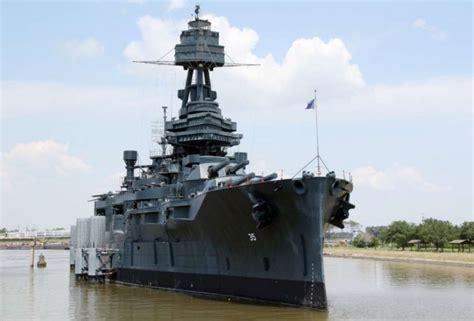Battleship still afloat a century later