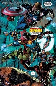 Defenders Team Comic Vine
