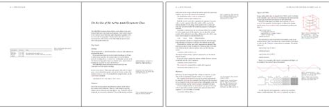 Template Tex Thesis by Latex Thesis Template Ctan Technicalcollege Web Fc2