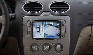 360 Degree Around View Parking Assist System for Toyota ...