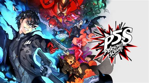 Cara install persona 5 strikers pc full version : Persona 5 Scramble: The Phantom Strikers (Multi) tem demo ...