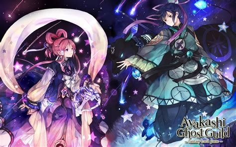 latest fantasy romance anime image hikoori wallpaper jpg ayakashi ghost guild