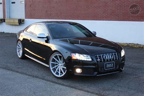 503 Motoring – Audi S5 featuring Vossen CVT's