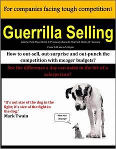 Guerrilla Selling by Ashraf Chaudhry