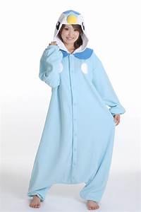 pokemon piplup onesie kigurumi costume p 876