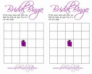 free printable bridal shower bingo new calendar template With wedding shower card printable free