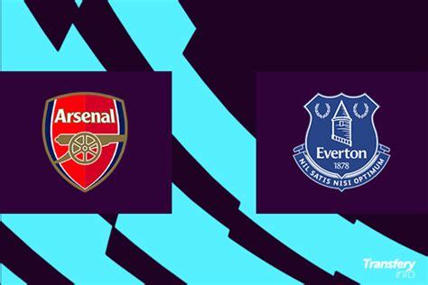 Składy na Arsenal - Everton   Transfery.info