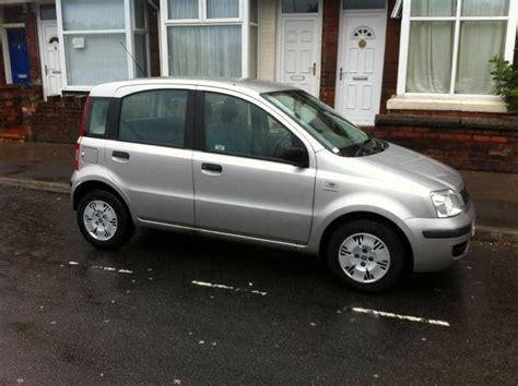 fiat panda dynamic  grey  door hatchback petrol