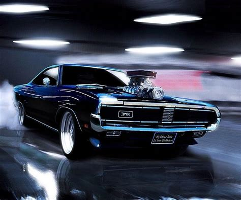Cars Wallpaper Hd : Old Muscle Cars Hd Wallpapers