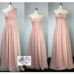 blush chiffon bridesmaid dresses custom made blush pink bridesmaid dress chiffon mix bridesmaids dress