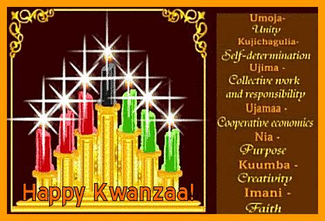 Happy Kwanzaa Quotes