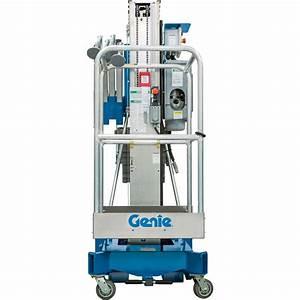 Genie Dc Aerial Work Platform With Sliding Mid